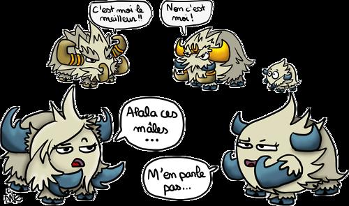 illustration des Boufmouths