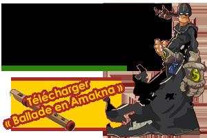 Télécharger toute la Ballade en Amakna !