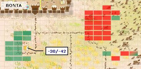 Les zones de cueillette Alchibonta