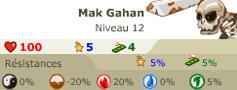 Brakmar Mac Gahan
