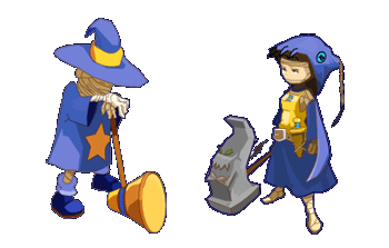 Guilde - Personnages