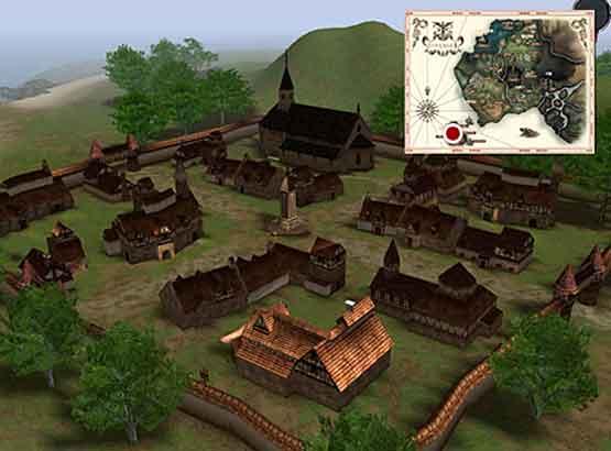 Village de départ des Humains