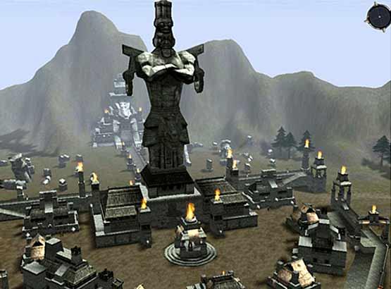 Village de départ des Orcs