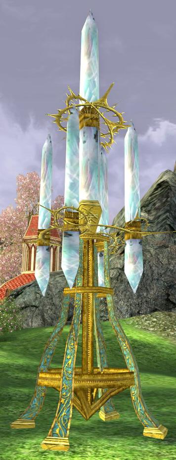 La lampe de la Lorien