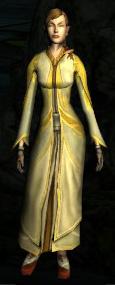 La robe fantaisie de la Lorien