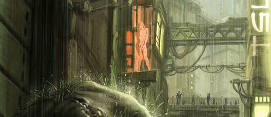 Ville de Neocron - Tsunamy