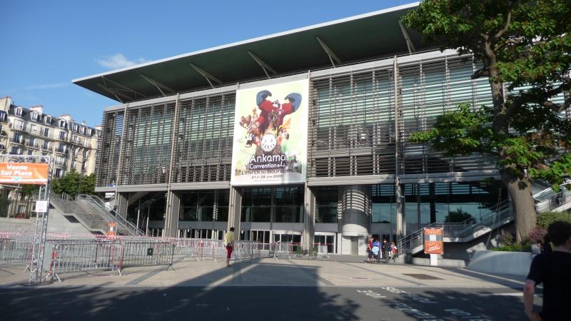 La convention vue de l'extérieur