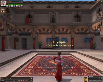 Olympia arabe