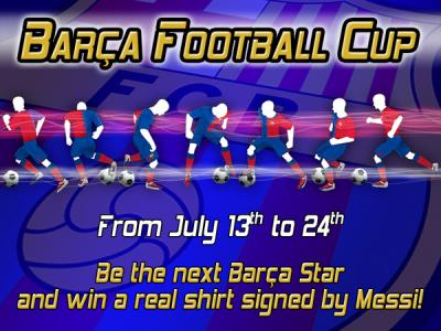 barca cup