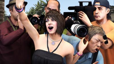 GTA V - Tourisme et célébrités
