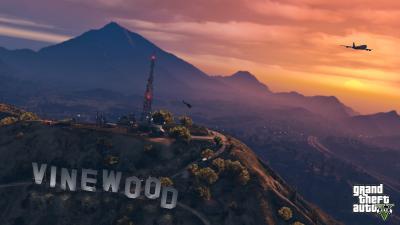 GTA V - Vinewood