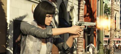 GTA Online - Armes