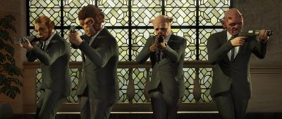GTA Online - Braquages