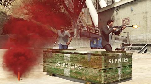GTA Online - Largage de caisse