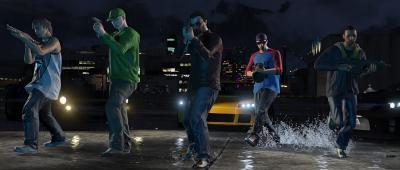 GTA Online - Missions en coopération