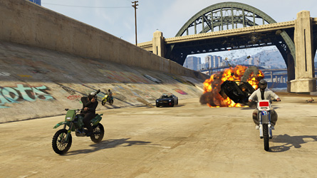 GTA Online - Primes