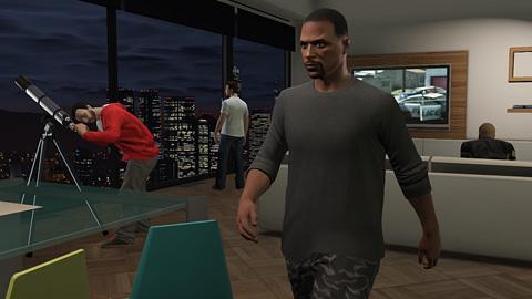 GTA Online - Propriété