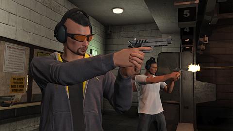 GTA Online - Stand de tir