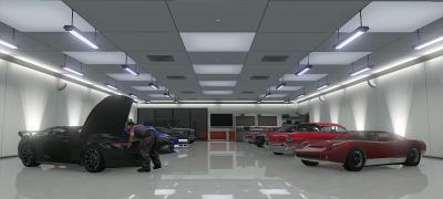 GTA Online - Véhicules