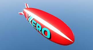 Dirigeable Xero