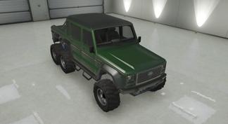 Benefactor Dubsta 6x6