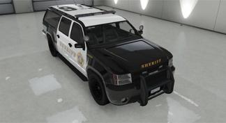 Sherrif SUV