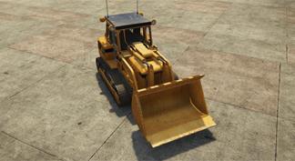Bulldozer HVY