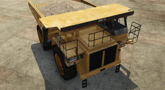 Camion-Benne HVY