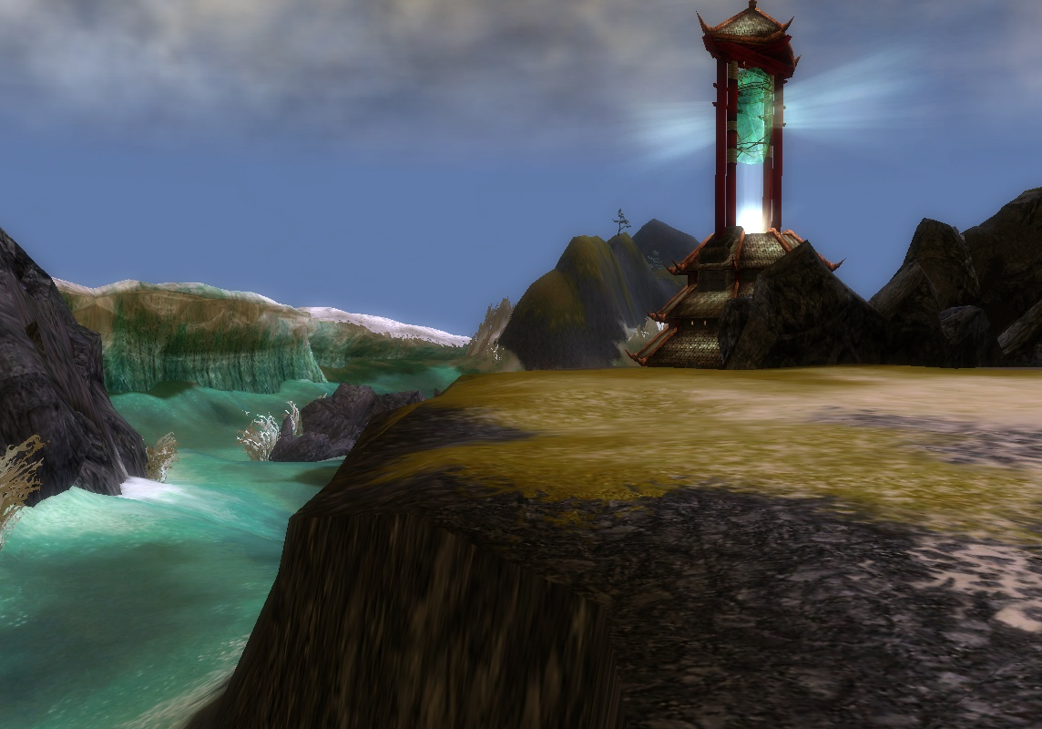 Mer de Jade 1
