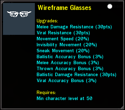 Wire Frame Glasses