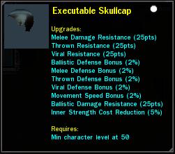 Executable Skullcap