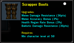 Scrapper Boots