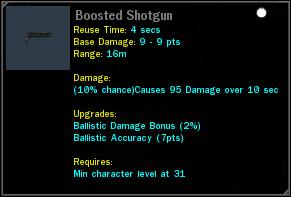 BoosterShotgun