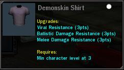 DemonskinShirt