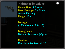 HeirloomRevolver
