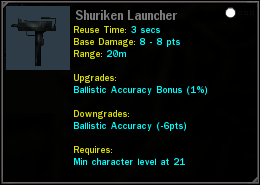 ShurikenLauncher