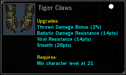 TigerClaws