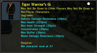 TigerWarriorsGi