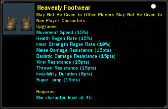 Heavenly Footwear