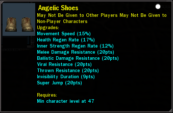 Angelic Shoes