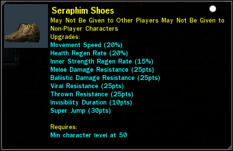 Seraphim Shoes