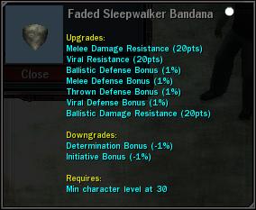 FadedSleepwalkerBandana