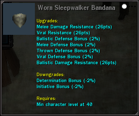 WornSleepwalkerBandana