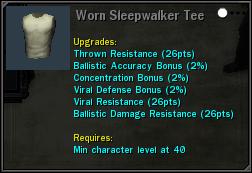 WornSleepwalkerTee