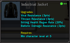 Industrial Jacket
