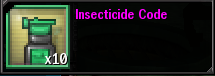 Insecticide Code