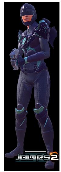 Soldat Vanus (infanterie légère)