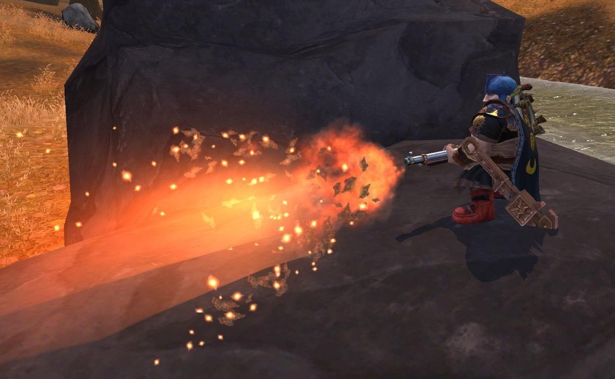 Un Ingénieur au lance-flammes