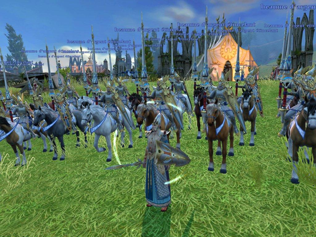 Armée de Maîtres des Epées