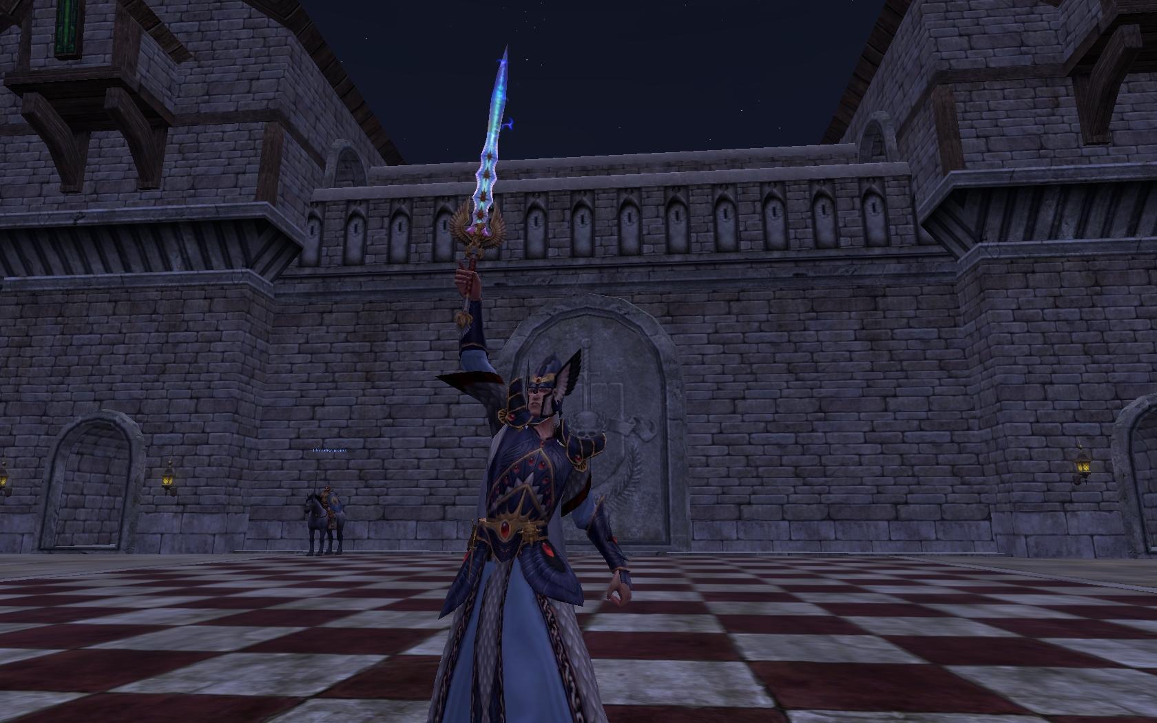 Un Maître des Epées